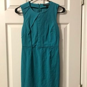 Banana Republic Teal Dress